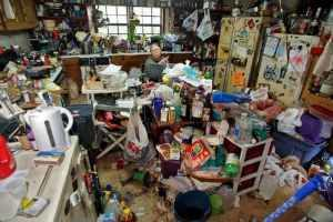 Hoarder in Miami Cleanup